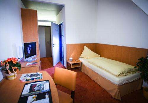 Einzelzimmer Hotel Böhlerstern