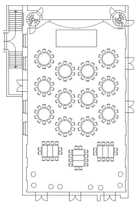 Raumplan Theatersaal Böhlerstern