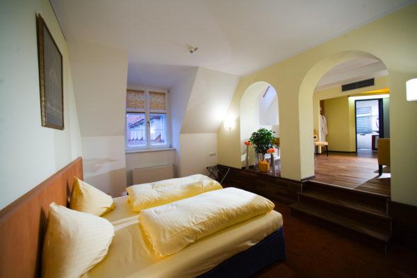 Businesszimmer Hotel Böhlerstern