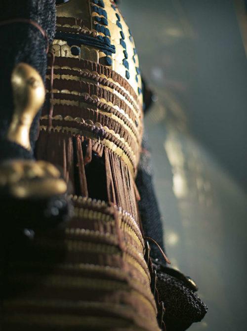 Samurai Gustav Klimt